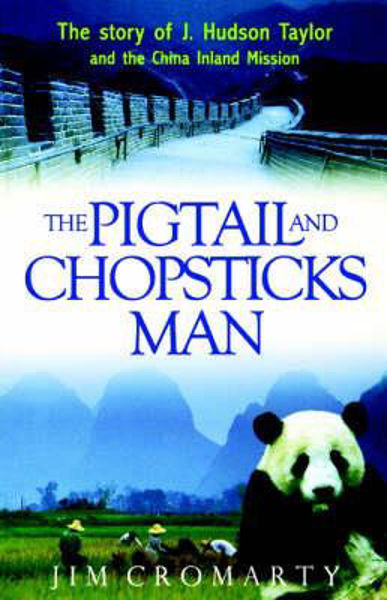 Picture of PIGTAIL AND CHOPSTICK MAN PB