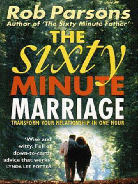 Picture of SIXTY MINUTE MARRIAGE