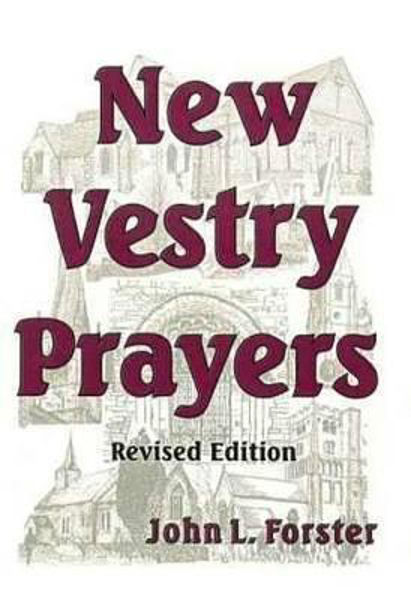 Picture of NEW VESTRY PRAYERS revised edition