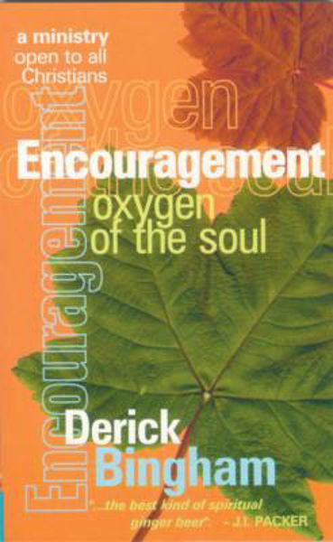 Picture of ENCOURAGEMENT OXYGEN OF THE SOUL