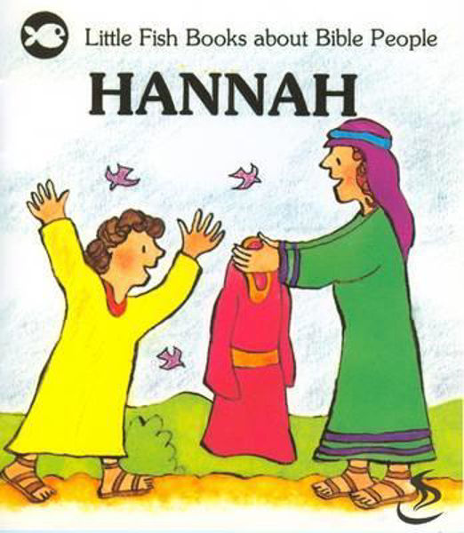 Picture of LITTLE FISH / HANNAH