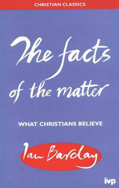 Picture of FACTS OF THE MATTER THE