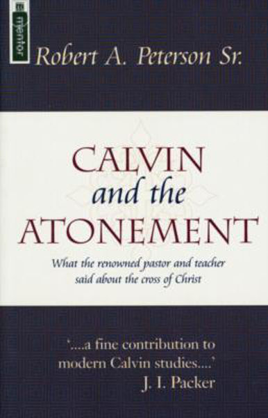Picture of CALVIN AND THE ATONEMENT  MENTOR