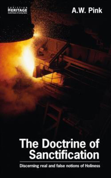 Picture of DOCTRINE OF SANTIFICATION THE
