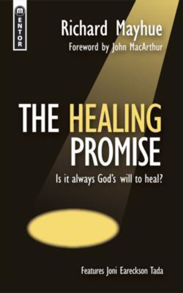 Picture of HEALING PROMISE THE   MENTOR