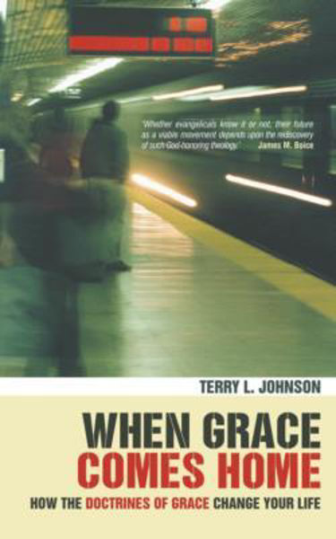 Picture of WHEN GRACE COMES HOME PB