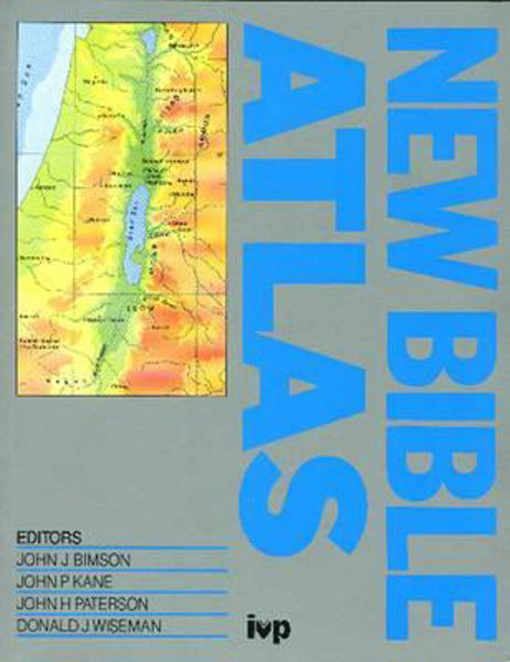 Picture of NEW BIBLE ATLAS PAPERBACK