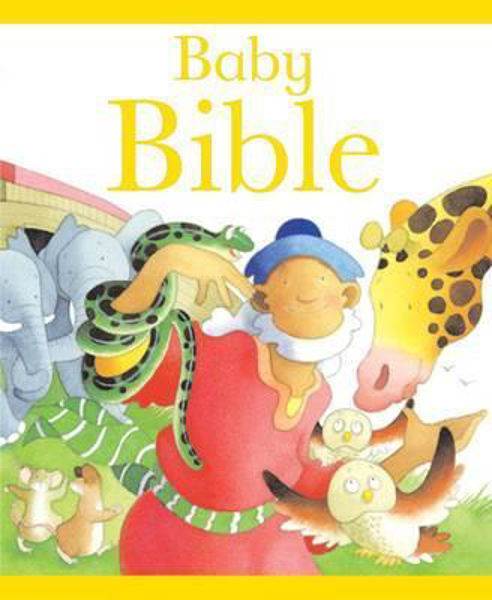 Picture of BABY BIBLE
