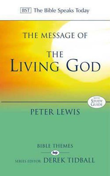 Picture of BST/MESSAGE OF THE LIVING GOD