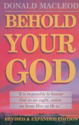 Picture of BEHOLD YOUR GOD THE DOCTRINE OF GOD PB