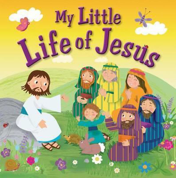 Picture of MY LITTLE LIFE of JESUS