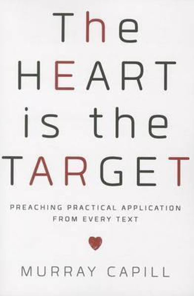 Picture of THE HEART IS THE TARGET