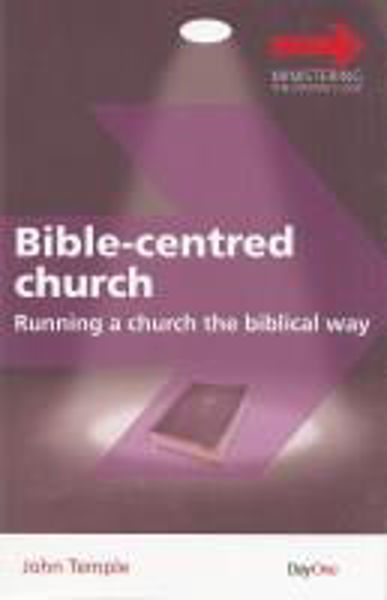 Picture of MINISTERING/BIBLE-CENTRED CHURCH