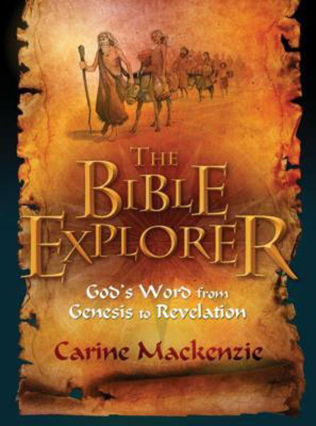 Picture of THE BIBLE EXPLORER paperback