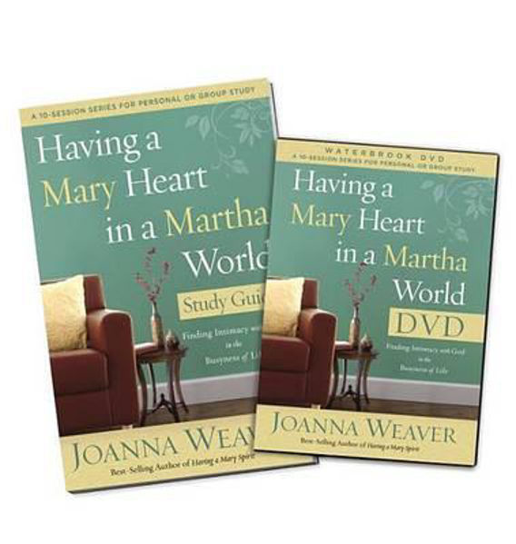 Picture of HAVING A MARY HEART DVD/GUIDE  PACK