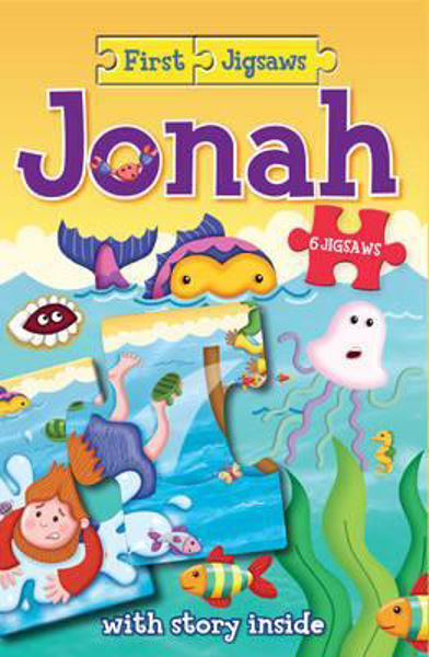 Picture of FIRST JIGSAW/Jonah