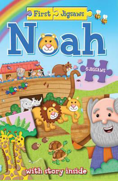 Picture of FIRST JIGSAW/Noah