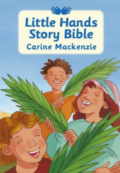 Picture of LITTLE HANDS STORY BIBLE