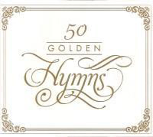 Picture of 50 GOLDEN HYMNS 3 CD Box set
