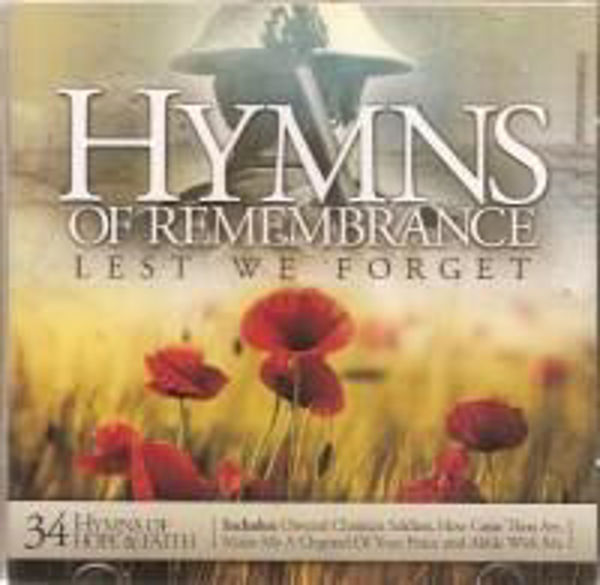 Picture of HYMNS of REMEMBRANCE 2 CD's