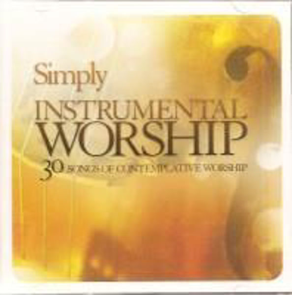 Picture of SIMPLY INSTRUMENTAL WORSHIP 30 songs CD