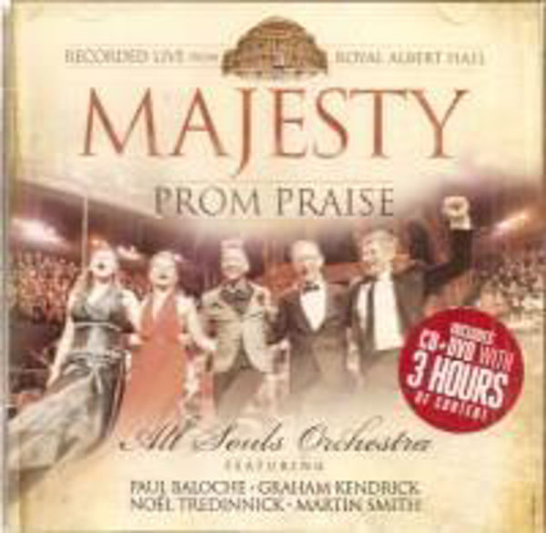 Picture of MAJESTY PROM PRAISE CD+DVD