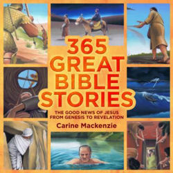 Picture of 365 GREAT BIBLE STORIES