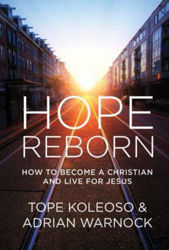 Picture of HOPE REBORN How to Become a Christian and Live for Jesus