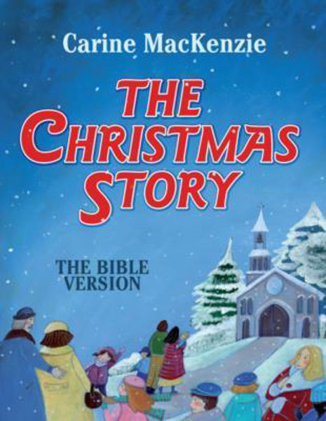 Picture of THE CHRISTMAS STORY The Bible Version