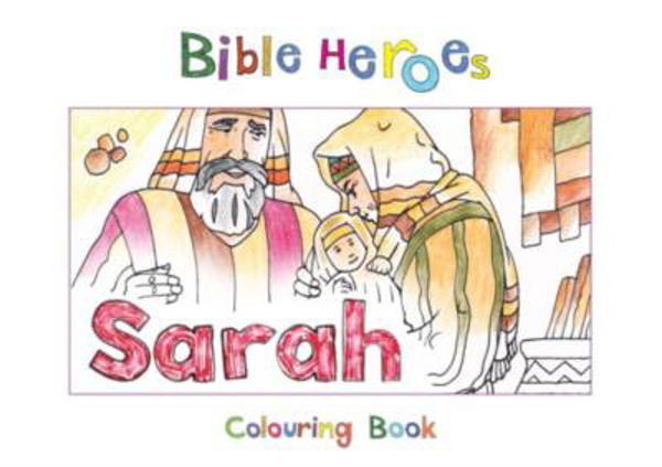 Picture of BIBLE HEROES/SARAH