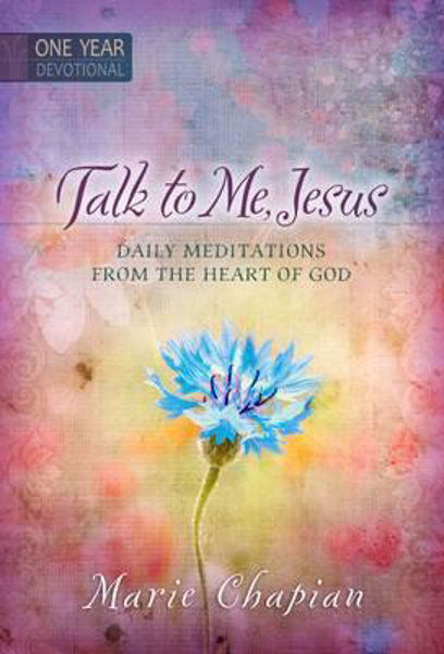 Picture of TALK TO ME JESUS 365 Devotionals