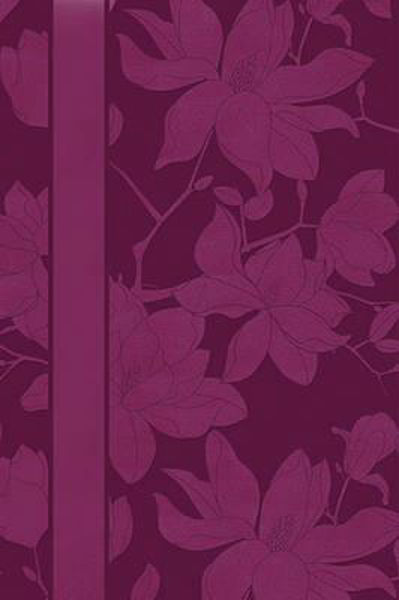 Picture of NIV 2011/WOMAN'S STUDY BIBLE Plum Lth