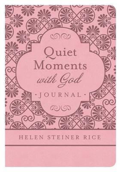 Picture of QUIET MOMENTS WITH GOD JOURNAL