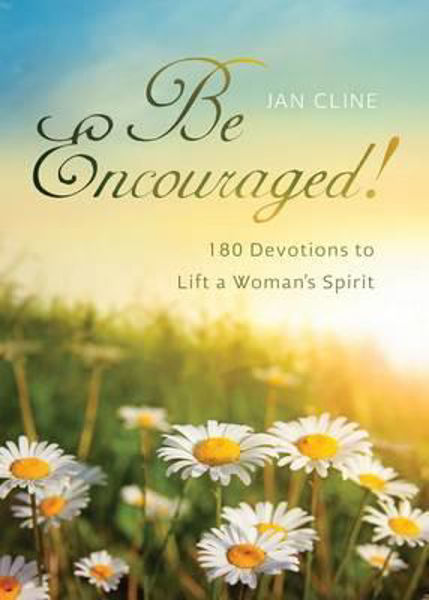 Picture of BE ENCOURAGED 180 Devotions to lift a woman's spirit