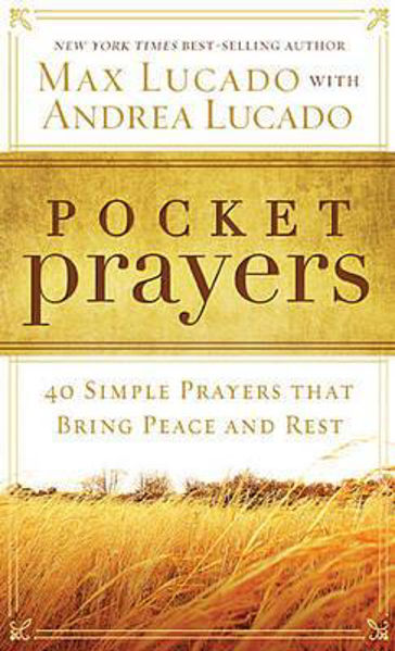 Picture of POCKET PRAYERS