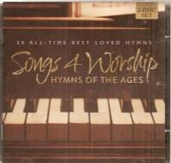 Picture of SONGS 4 WORSHIP Hymns of the Ages
