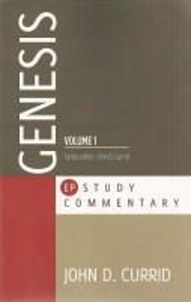 Picture of EP STUDY COMMENTARY/Genesis Volume 1