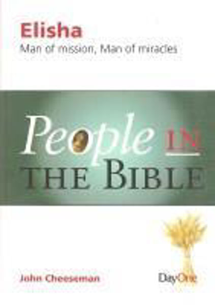 Picture of PEOPLE IN THE BIBLE/# Elisha