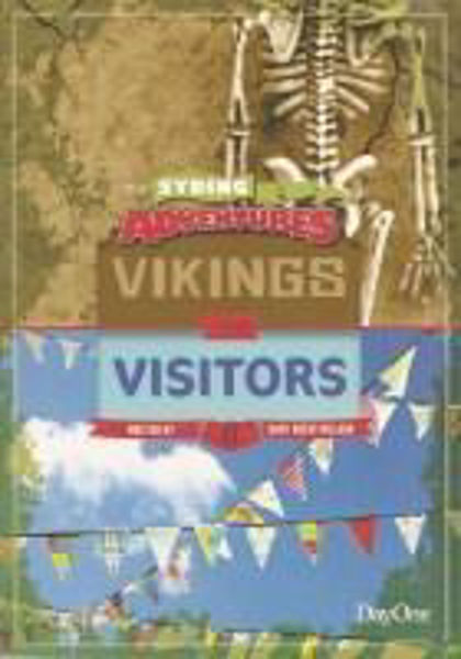Picture of SYDING ADVENTURES/#6 VIKINGS AND VISITOR