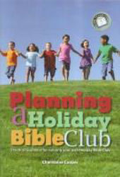 Picture of GO TEACH/PLANNING A HOLIDAY BIBLE CLUB
