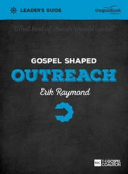 Picture of GOSPEL SHAPED - OUTREACH Leaders Guide