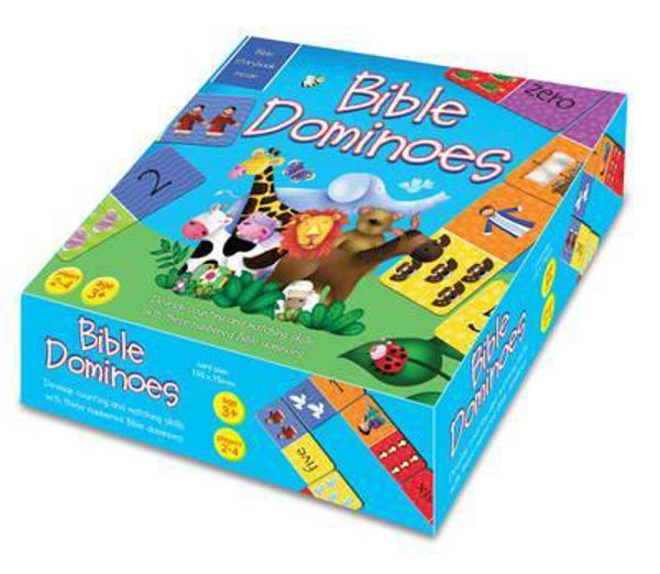 Picture of BIBLE DOMINOES