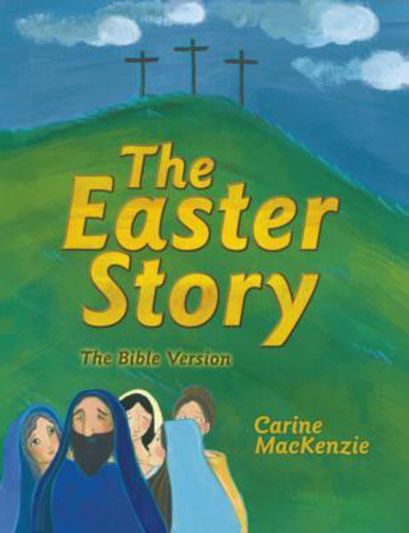 Picture of THE EASTER STORY The Bible version