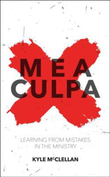 Picture of MEA CULPA Learning from mistakes
