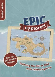 Picture of CE/ EPIC EXPLORERS Leaders guide