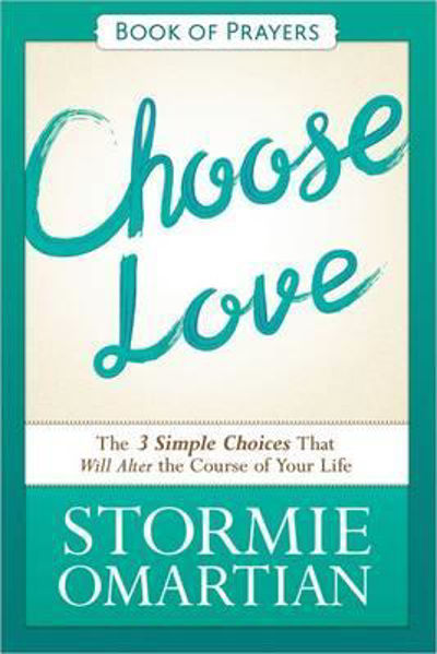 Picture of CHOOSE LOVE Book of Prayers