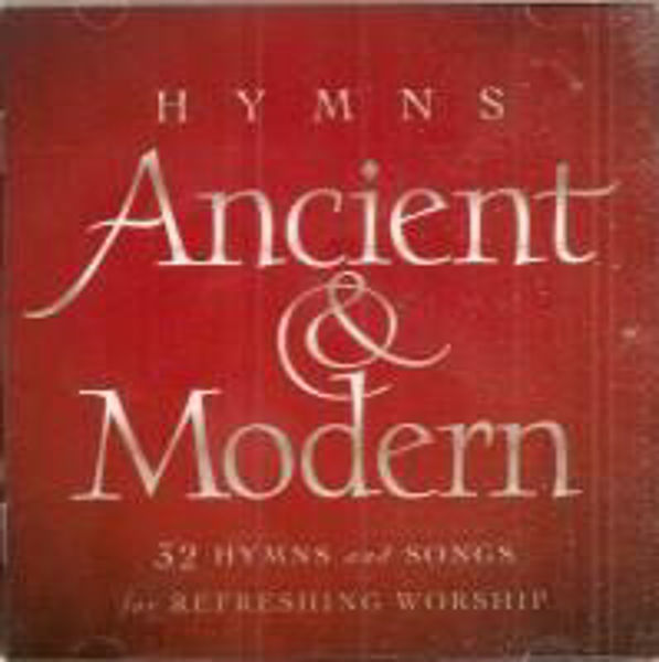 Picture of HYMNS ANCIENT & MODERN 2CD set