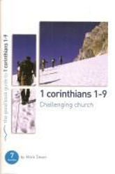 Picture of GOOD BOOK GUIDE/1 Corinthians 1-9