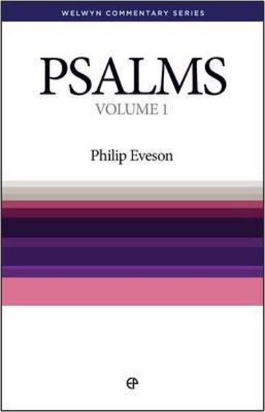 Picture of WELWYN COM/PSALMS Volume 1 From suffering to Glory