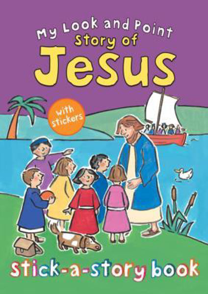 Picture of MY LOOK and POINT STORY of JESUS
